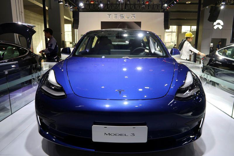 China-built Tesla cars secure new energy vehicle subsidies