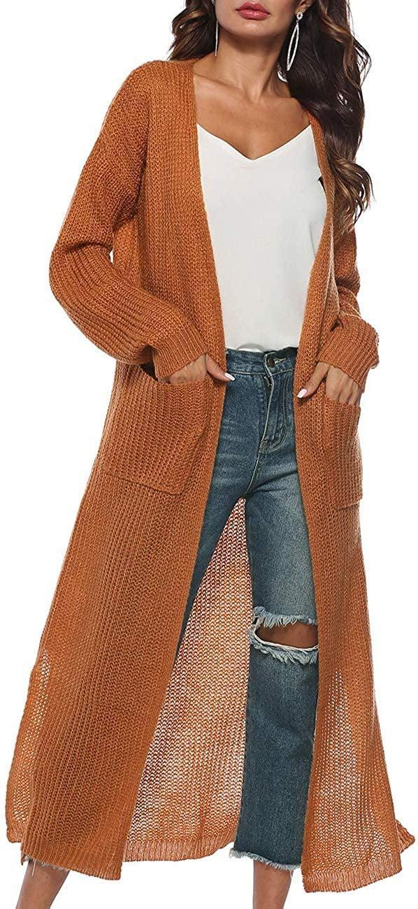 <p>This <span>Kistore Long-Sleeve Open Cardigan </span> ($26) is a great layering piece.</p>