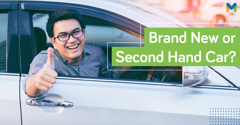 Brand New or Second Hand Car | Moneymax
