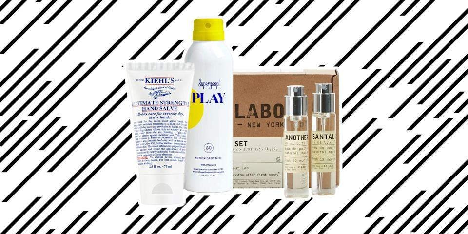 "<p>If you want to get your self-care routine back in check, <a href=""https://www.marieclaire.com/fashion/g33415875/nordstrom-anniversary-sale-2020/"" rel=""nofollow noopener"" target=""_blank"" data-ylk=""slk:Nordstrom's Anniversary Sale"" class=""link rapid-noclick-resp"">Nordstrom's Anniversary Sale</a> is officially <strong>open to all Nordy Club cardmembers</strong> and will be <strong>available to the public on August 19</strong>. As one of the most anticipated shopping events of the season, Nordstrom's Anniversary Sale is the perfect time to stock up on clothing, shoes, and, best of all, beauty products. (You can see a full roundup <a href=""https://www.marieclaire.com/fashion/g33415875/nordstrom-anniversary-sale-2020/"" rel=""nofollow noopener"" target=""_blank"" data-ylk=""slk:here"" class=""link rapid-noclick-resp"">here</a> of our favorite products from the sale so far.) Whether you want to give your skin some TLC or master that no-makeup makeup look for your next Zoom call, Nordstrom has something for every beauty enthusiast—and at a steep discount, no less. In fact, the sale also includes exclusive products you truly can't buy anywhere else. Get a head start and shop our favorite beauty deals from the sale, ahead.</p>"