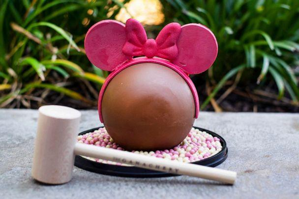 PHOTO: In this undated photo, the Imagination Pink Pinata is shown. (Disney Parks)