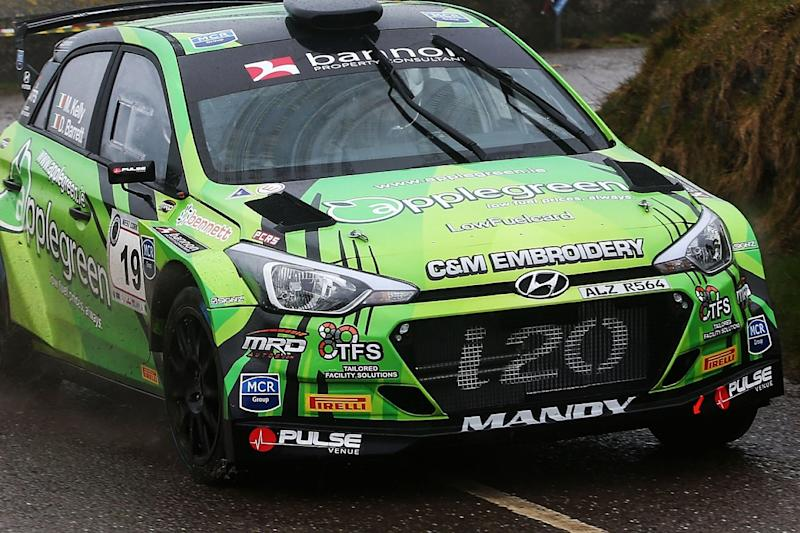 Defending winner dies on Donegal Rally