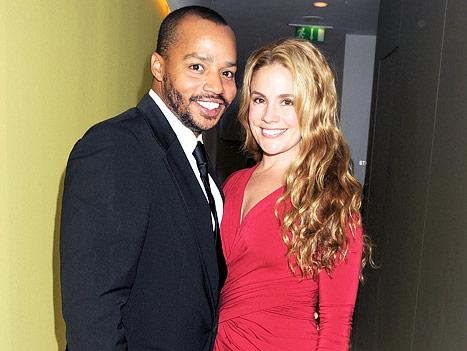 Cacee Cobb, Jessica Simpson's BFF, Is Pregnant With Husband Donald Faison's Baby!