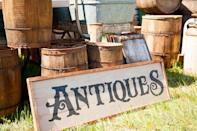 """<p>Helaine Fendelman knows her <a href=""""https://www.countryliving.com/shopping/antiques/g5145/crayola-crayons-history/"""" rel=""""nofollow noopener"""" target=""""_blank"""" data-ylk=""""slk:antiques"""" class=""""link rapid-noclick-resp"""">antiques</a>. Since 1984, she's appraised more than 1,594 items in 188 """"What Is It? What Is It Worth?"""" columns for <em>Country Living</em>. Now, the New York City appraiser is looking back and reevaluating 40 of the most <a href=""""https://www.countryliving.com/shopping/antiques/a44397/valuable-vinyl-records/"""" rel=""""nofollow noopener"""" target=""""_blank"""" data-ylk=""""slk:memorable objects"""" class=""""link rapid-noclick-resp"""">memorable objects</a> from years' past. Here are Fendelman's 40 most memorable antiques worth money, from antique furniture, art, collectibles, antique toys, dishes, and more. </p>"""