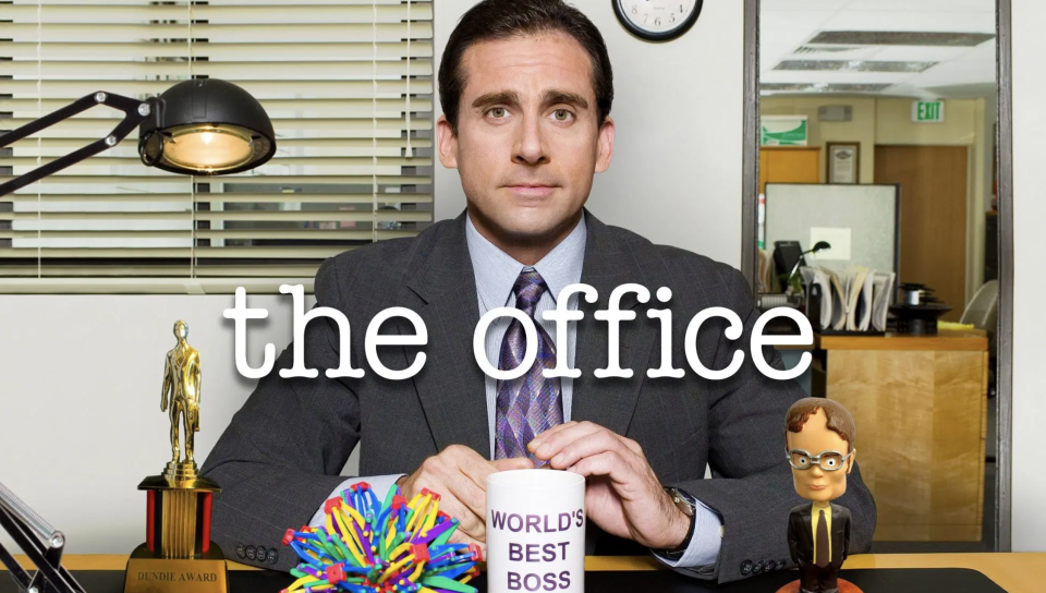 """The Office"" is one of the most successful series on streaming"