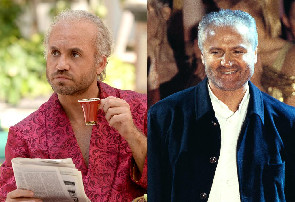 The Assassination Of Gianni Versace Stars Vs Real Life