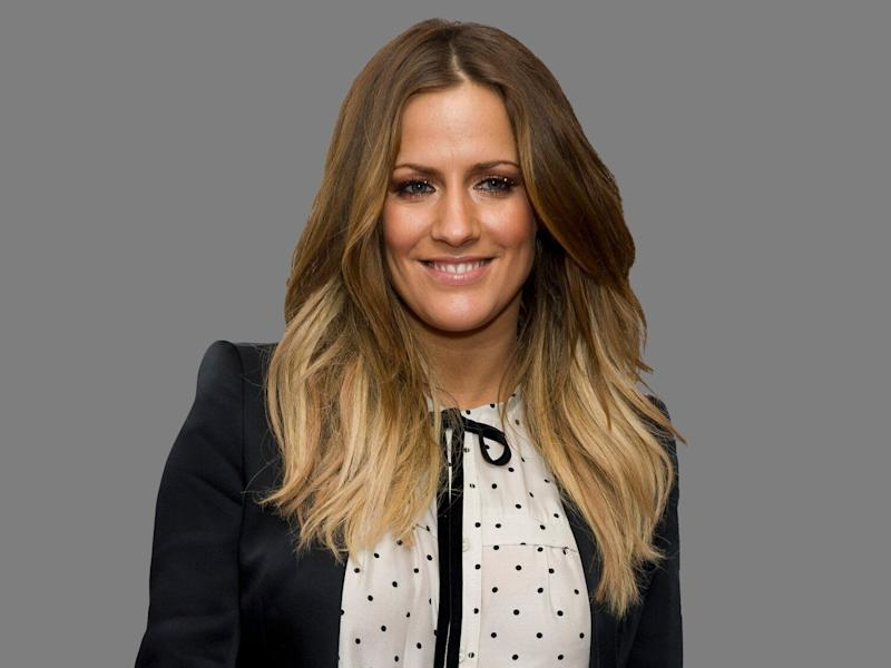 Caroline Flack  (Photo: ASSOCIATED PRESS)