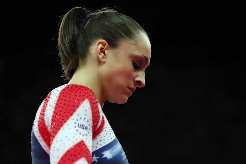 Olympic Gymnast Jordyn Wieber Says She Was Abused by Team Doctor