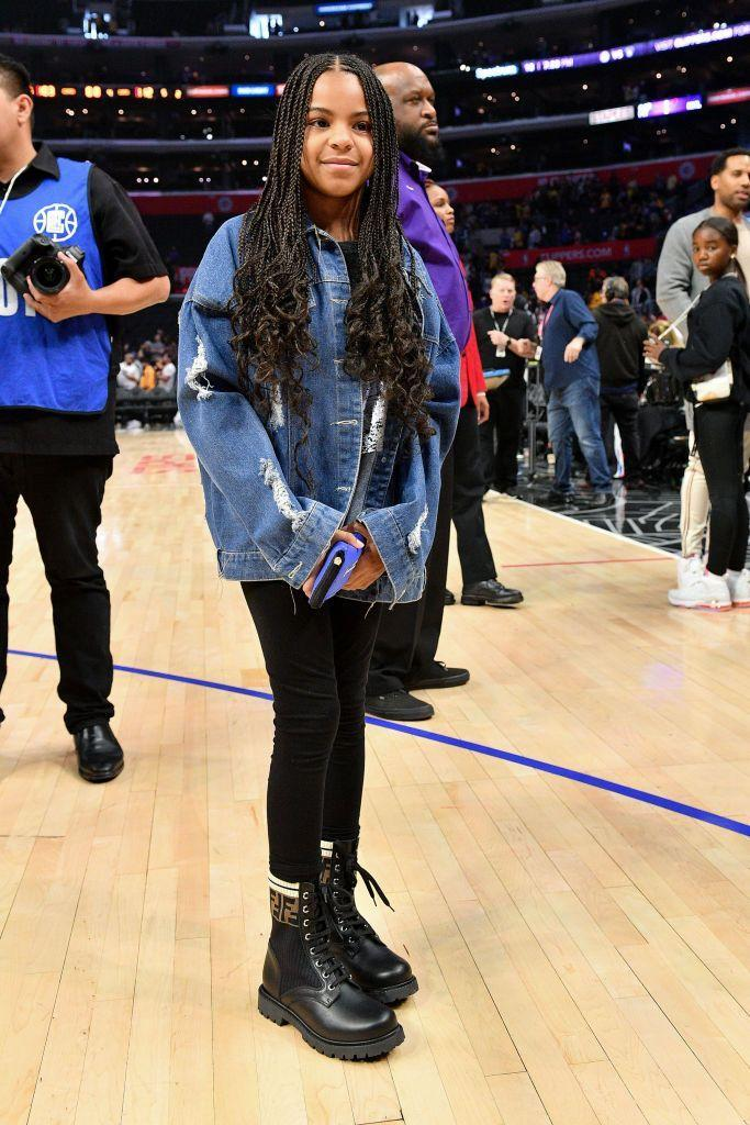 <p>She is 8 years old and has already released a hit song, won a BET award, and appeared in many of her parents' music videos. Of course she's a Capricorn! </p>