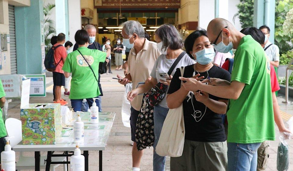 The government has launched two measures this week to boost vaccination rates in Hong Kong. Photo: Edmond So
