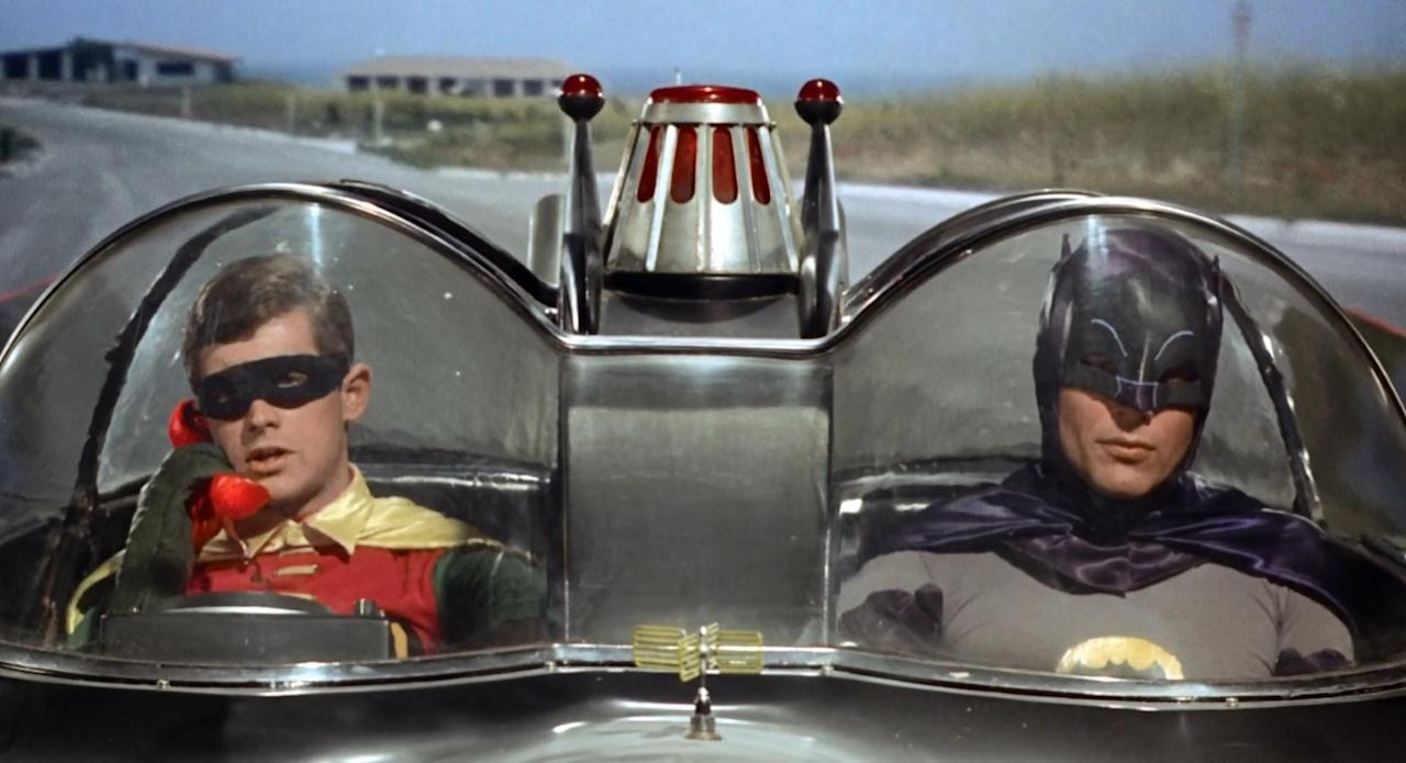 <p>Holy underrated classic, Batman! Perhaps Adam West and Burt Ward's spin-off of the equally garish 1960s TV show is a bit too camp for modern tastes. It scores only 6.5 at IMDb, whilst at Rotten Tomatoes it has a 62% audience rating; critics are kinder though, rating it 80% (Picture credit: Warner Bros) </p>