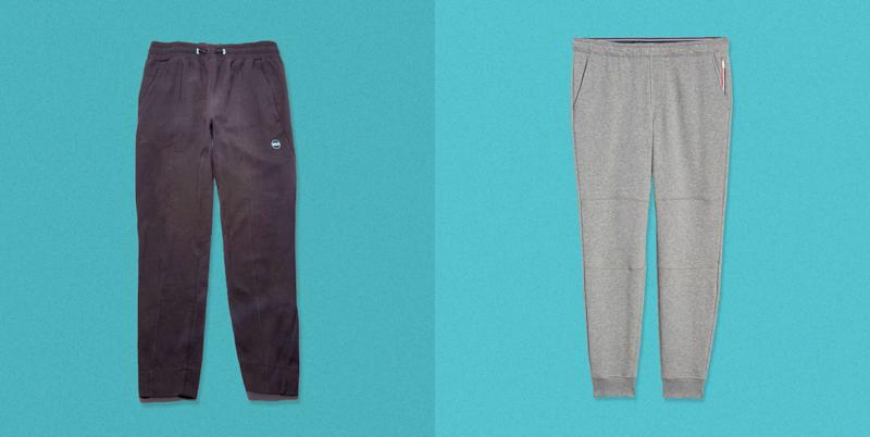 The Best Men's Workout Pants for When You're Tired of Running in Tights