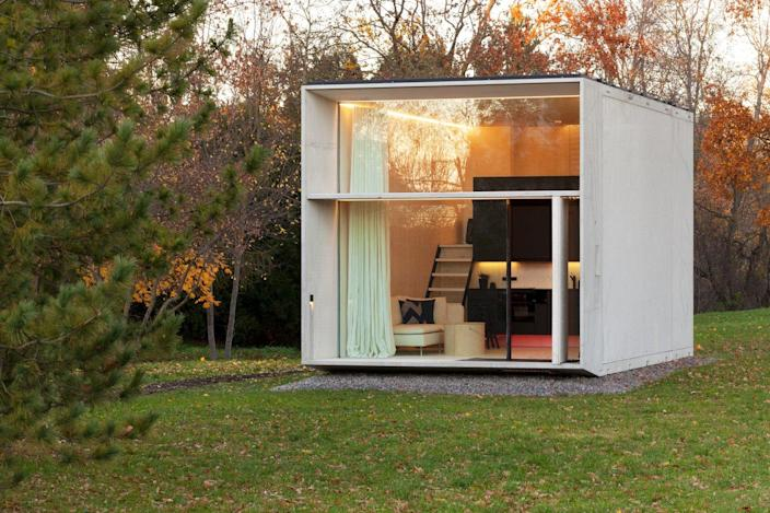 The prefab KODA House by Kodasema.
