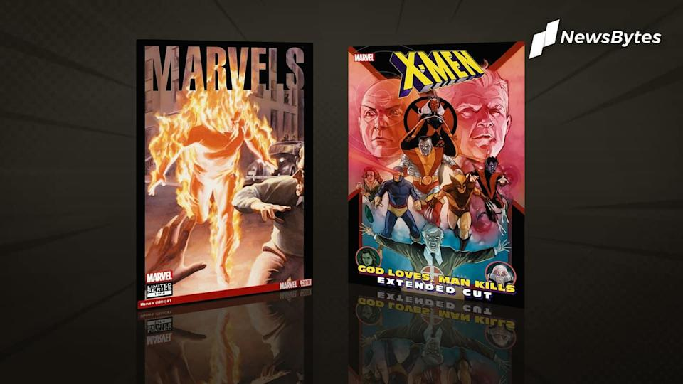#ComicBytes: Marvel graphic novels that every fan should read