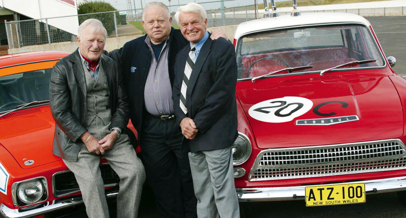 Motor racing legend Bob Jane dies aged 88