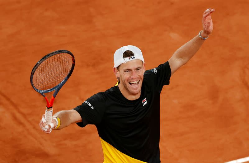 Tennis: Recovered Thiem starts preparations for ATP Finals
