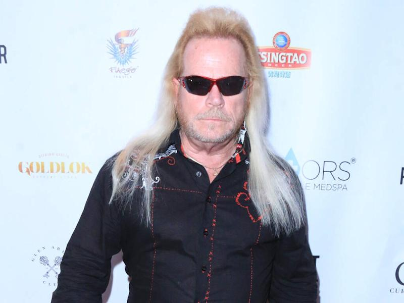 Dog the Bounty Hunter blames medical emergency on 'broken heart'