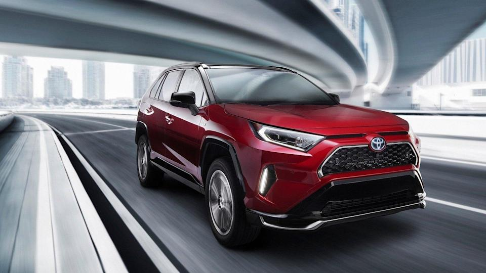<p><strong>Senior Editor Alex Kierstein:</strong> Wow! When's the last time our collective socks were blown off by a RAV4? This PHEV is powerful, looks decent enough for this otherwise dowdy class of vehicles, provides decent EV range and – amazingly – a 0-60 time that would shame some sporty cars. 5.8 seconds! Regen altering paddle shifters! Likely sport-tuned suspension! The greenest RAV4 is going to be the most fun to drive, and as long as it's not shockingly expensive it should be the pick of the litter.</p> <p><strong>Assistant Editor Zac Palmer:</strong> Making a green vehicle double as a sporty crossover is a fantastic idea, and Toyota needs to keep doing this with the rest of its lineup. The RAV4 became an exciting proposition overnight, and it's all thanks to the 302-horsepower Prime.</p> <p><strong>West Coast Editor James Riswick:</strong> The specs are eye-popping, and given the regular RAV4 Hybrid is pushing 100,000 units in 2019, there's a very strong chance that the Prime will be the best-selling plug-in hybrid by a country mile. </p>
