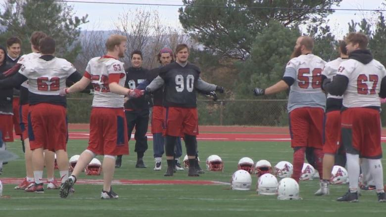3-minute warning: Acadia readies for Saint Mary's in controversial game