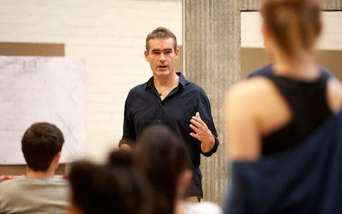Rufus Norris, the artistic director of the National Theatre - Credit: Brinkhoff/Moegenburg