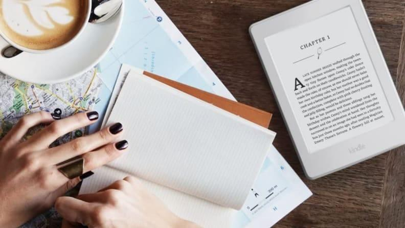 The Amazon Kindle Paperwhite is $50 off for Amazon Prime Day.