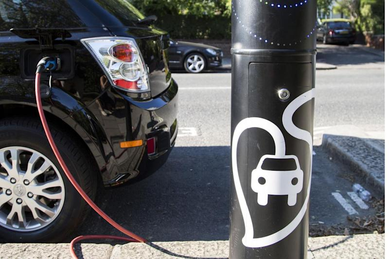 Three-fifths of new cars must be electric by 2030 to meet legal targets (PA)