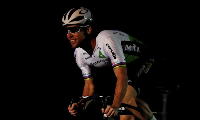 There's a little bit of Mark Cavendish in Pidcock.