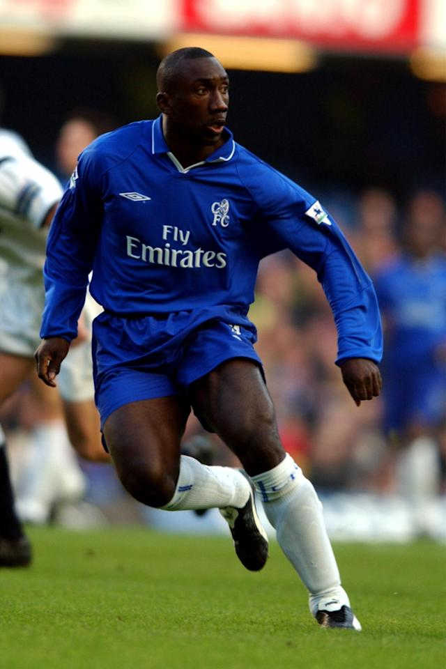 <p>The Dutchman scored 23 goals in 35 games with Chelsea. Alongside Gianfranco Zola, Hasselbaink helped the Blues to a sixth place finish. </p>