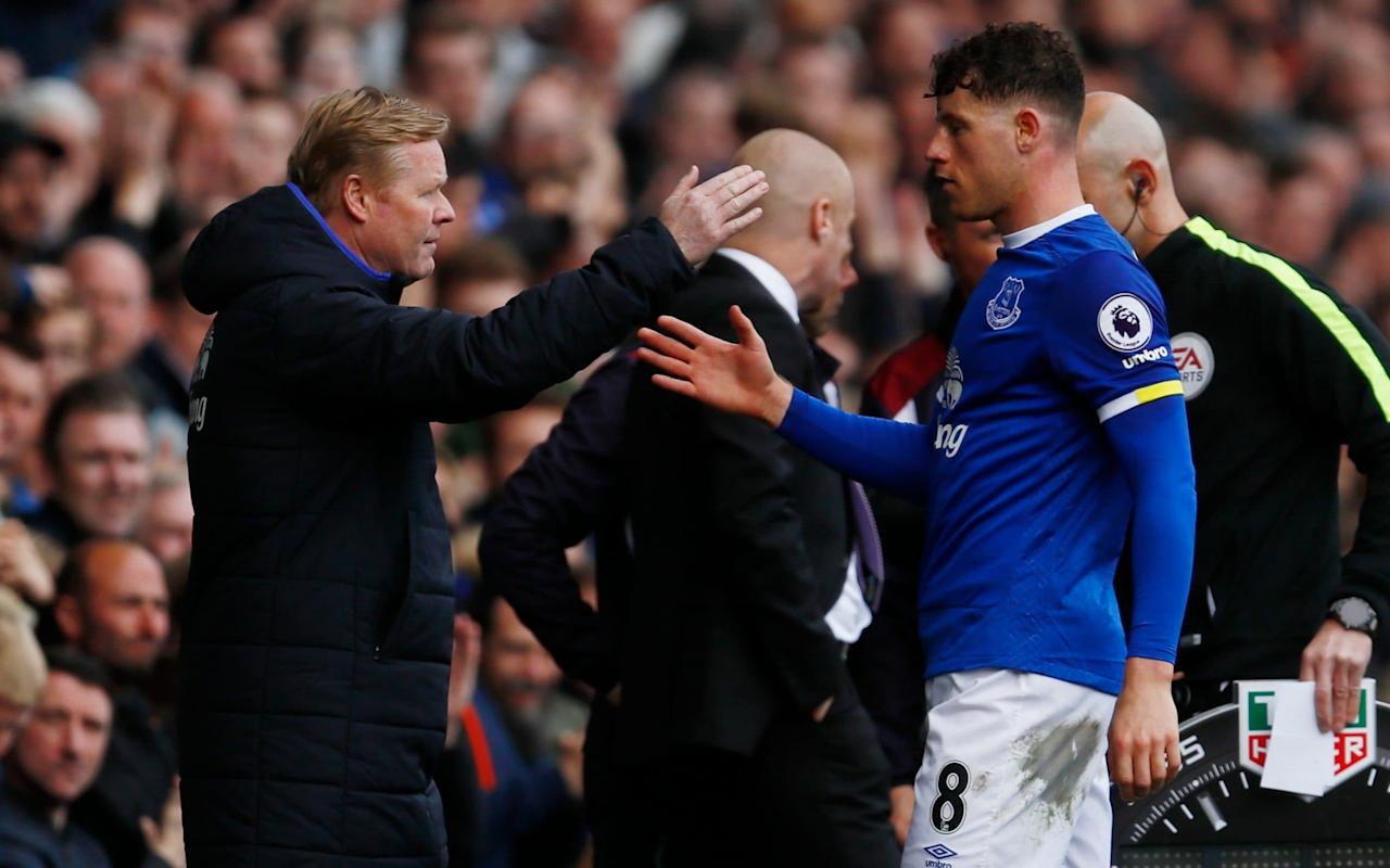 "Ronald Koeman, the Everton manager, says Ross Barkley's career at Goodison Park is over and the midfielder wants to leave for ""a new challenge"". Koeman said the responsibility for the breakdown in the relationship between player and club lay with the 23-year-old following his refusal to sign a new £100,000 a week contract. Ahead of the first leg of Everton's Europa League qualifier with Slovakian side Ruzomberok, Koeman offered a typically forthright assessment of Barkley's prospects of playing for him again. Although he does not intend freezing him out of first team training sessions – Barkley is recovering from a groin strain – the passing of an ultimatum to sign a contract in May was evidently the beginning of the end. Now Everton are awaiting offers. Asked if he was making plans without him, Koeman said: ""Yes, 100 per cent. I knew this already from the end of last season. ""We made a really good offer to him to sign a new contract, he declined that contract and told me that he is looking for a new challenge. Ross Barkley to leave Everton? Seven destinations and seven replacements ""OK, he is not in Everton's future any more. It is his decision. I need to respect that and see what happens. He had his groin surgery last week and it will take three or four weeks to be back. His personal situation is not so difficult. ""It is really clear. I am looking to other players, that is my priority and not Ross, with all respect because it is his decision. Everybody knows what the situation is. That is enough. I don't talk any more about this situation, we will see what happens. He told me at the end of last season [that he wants to leave]. ""He has one more year on his contract and we work with respectful people. And after his surgery, if he is back for training, he will be part of the first-team sessions."" Offers were expected for the 23-year-old midfielder over the summer but Koeman says none have materialised. ""What I heard from the board at the moment is that there is no offer on the table for Ross,"" he said. Barkley has been linked with a move to Tottenham  That leaves Barkley in limbo during his recuperation despite Tottenham and Manchester City monitoring his position. Everton put a £50 million price tag on the player but that has so far proved prohibitive. Koeman's comments are the latest to underline the difficult relationship between the player and his coach. Koeman put his faith in Barkley when making him captain at the start of last season, but when the coach's standards were not met he was not afraid to voice his disapproval. The contrast with Roberto Martinez's eulogising of the player was pronounced – although even Koeman's predecessor was often criticised for being too lavish in his praise. Now Koeman is putting the responsibility firmly on Barkley, a position he has taken since offering the new deal several months ago. Nevertheless, it is an extraordinary fall from grace at Goodison Park for the boyhood Evertonian who was seen as the future of the club when making his debut in 2011. Successive managers at both club and country have identified the raw talent in Barkley, but struggled to evolve other aspects of his game. In his early Everton career, David Moyes was accused of ignoring Barkley's first-team claims when he sent him on loan to Sheffield Wednesday and Leeds, the former manager stating at the time he wanted the then teenager to develop his game intelligence. Everton could sign Sigurdsson as a replacement for Barkley Martinez offered Barkley the freedom to play in a more advanced role and he produced some majestic performances, but again the midfielder's form dipped as the Spanish manager's reign unravelled. Koeman has also used Barkley in numerous positions but said on several occasions the player needed to create and score more. It has been a similar story for England. Roy Hodgson selected Barkley at the World Cup and European Championships but felt he was too prone to conceding possession to be trusted in midfield. Sam Allardyce was criticised for leaving Barkley out completely and then Gareth Southgate took flak for recalling Barkley into the squad but not playing him. The observations about the player from all his senior coaches have been strikingly similar. For his part, Barkley will feel that working with another manager in a new environment will be the key to elevating his game as he seeks to become the finished product rather than just potential. He was stalling on committing his Everton future because he was unsure of his role in the side and knew the club was planning to spend heavily on creative midfielders and attackers. That is something that materialised with the signing of Davy Klaassen and return of Wayne Rooney. Koeman also still wants Swansea's Gylfi Sigurdsson, another who would threaten Barkley's position as a first choice. A parting of the ways now seems beneficial to all parties, although much will still depend on the size of bids before the ties are cut completely. Ross Barkley is valued at £4.1m in Telegraph Fantasy Football, but is he good enough to make your team? - pick your team now >>"