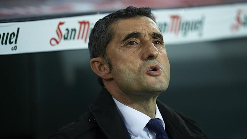 Barcelona have learned from Roma humiliation - Valverde