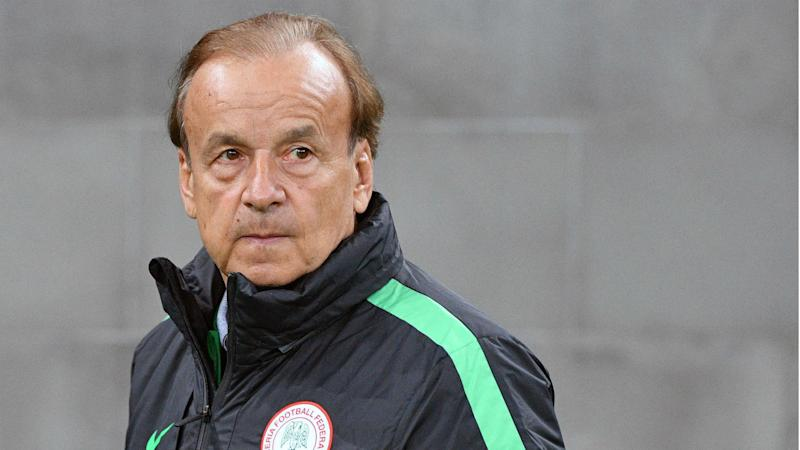 Super Eagles submit 30-man provisional squad May