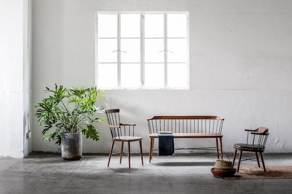 """<p>In honor of <a href=""""https://www.elledecor.com/design-decorate/g36255836/elle-decor-aapi-design/"""" rel=""""nofollow noopener"""" target=""""_blank"""" data-ylk=""""slk:Asian American and Pacific Islander (AAPI) Heritage Month"""" class=""""link rapid-noclick-resp"""">Asian American and Pacific Islander (AAPI) Heritage Month</a>, <em>ELLE Decor</em> talks with 12 designers, makers, and artists that celebrate their heritage in their work. From sculptors working in unusual materials like rope and rubber to designers and makers honoring traditional crafts with contemporary thinking, this design dozen is united by innovation, materiality, artisanship, and a goal of sharing culture through the international language of design.</p>"""