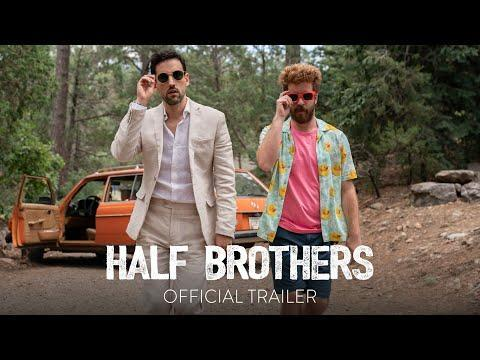 """<p>When Renato discovers he has an American half-brother named Asher, the two must go on a road trip together for Renato to finally learn why his father never came back for him in Mexico. <em>Half Brothers </em>is an emotional story about belonging, challenging our perception of what really makes up who you are as a person. What does family really mean? And to what extent are you willing to protect it? If you're looking for a film that's full of heart, look no further. —<em>Josie</em></p><p><a class=""""link rapid-noclick-resp"""" href=""""https://play.hbomax.com/page/urn:hbo:page:GYNJLJQdcZsLCwwEAAAA3:type:feature"""" rel=""""nofollow noopener"""" target=""""_blank"""" data-ylk=""""slk:Watch Now"""">Watch Now</a></p><p><a href=""""https://www.youtube.com/watch?v=tmxxfuLPWXg&ab_channel=FocusFeatures"""" rel=""""nofollow noopener"""" target=""""_blank"""" data-ylk=""""slk:See the original post on Youtube"""" class=""""link rapid-noclick-resp"""">See the original post on Youtube</a></p>"""