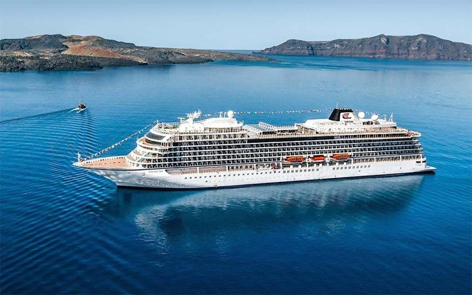 Cruisers won't be getting on any Viking ship until 2021