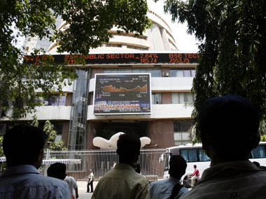 Sensex tumbles over 240 points to 41,330.45, Nifty falls 89 points in opening session; Rupee opens sharply lower