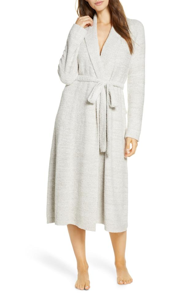 """<p><strong>Natori</strong></p><p>nordstrom.com</p><p><strong>$83.98</strong></p><p><a href=""""https://go.redirectingat.com?id=74968X1596630&url=https%3A%2F%2Fshop.nordstrom.com%2Fs%2Fnatori-serenity-sweater-knit-robe%2F5418894&sref=http%3A%2F%2Fwww.townandcountrymag.com%2Fstyle%2Fbeauty-products%2Fg19408606%2Fgift-ideas-for-women%2F"""" target=""""_blank"""">Shop Now</a></p><p>A cozy bathrobe for all seasons. </p><p><strong>More</strong>: <a href=""""https://www.townandcountrymag.com/leisure/news/g2095/mothers-day-gift-ideas/"""" target=""""_blank"""">Great Gift Ideas to Get Her</a></p>"""