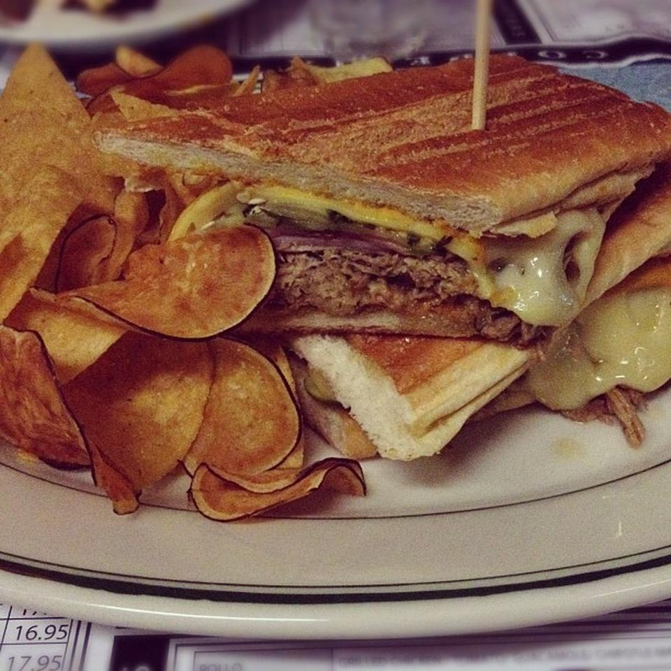 """<p>In Chelsea, with 362 tips and reviews. Leon Ziemba writes, """"Cubano cubano cubano!! Literally the best thing I've ever put in my mouth. It got to the point where I didn't want to eat anymore of it because I knew if I did there wouldn't be any left. Eat slowly!"""" <a href=""""http://coppelianyc.com/media/coppelia.html"""" rel=""""nofollow noopener"""" target=""""_blank"""" data-ylk=""""slk:207 W. 14th St."""" class=""""link rapid-noclick-resp"""">207 W. 14th St.</a></p>"""