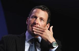 Lance Armstrong has admitted using performance-enhancing drugs. REUTERS/Lucas Jackson