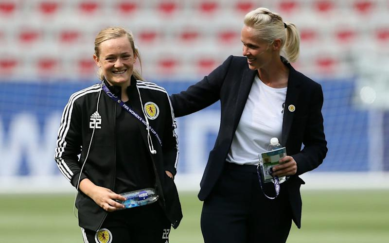 Shelley Kerr says Scotland were prepared for needing to take three points from their final World Cup group stage match - PA
