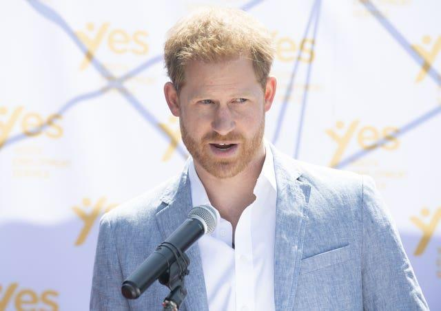 Duke of Sussex High Court libel claim