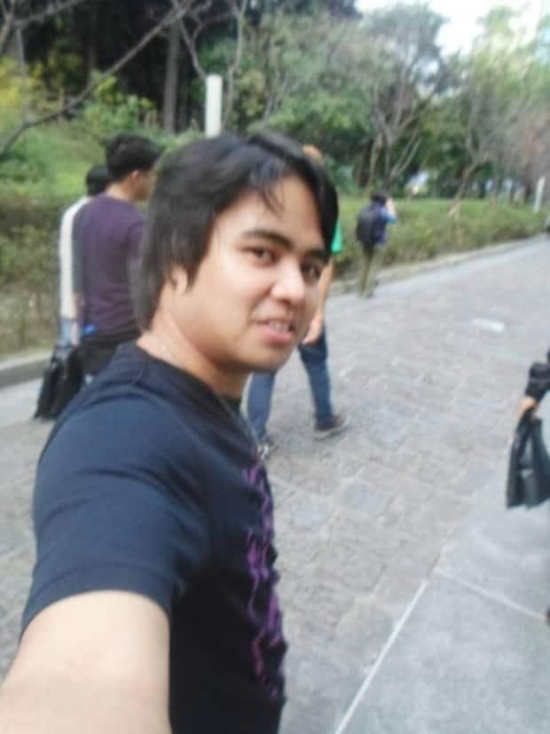 Efren Reyes died at work on May 26 in Lacombe County. He was a temporary foreign worker with family in the Philippines. (Antonio Manahan - image credit)