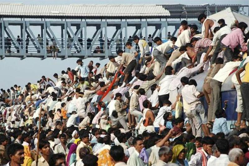Earth's Population to Reach 9.7 Billion in 2050, India Among 9 Most Crowded Countries: UN