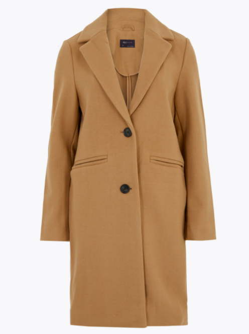 "<p>Keep warm in winter with this gorgeous single breasted coat. It has a casual feel, while also being a smart wardrobe staple. </p><p><strong>WAS</strong>: £49.50 </p><p><a class=""link rapid-noclick-resp"" href=""https://go.redirectingat.com?id=127X1599956&url=https%3A%2F%2Fwww.marksandspencer.com%2Fknitted-coatigan%2Fp%2Fclp60454240&sref=https%3A%2F%2Fwww.countryliving.com%2Fuk%2Fhomes-interiors%2Finteriors%2Fg34768938%2Fmarks-and-spencer-black-friday%2F"" rel=""nofollow noopener"" target=""_blank"" data-ylk=""slk:BUY NOW, M&S"">BUY NOW, M&S</a></p>"