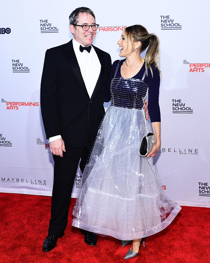 Sarah Jessica Parker and Matthew Broderick Are About to Be Costars for the First Time in 24 Years