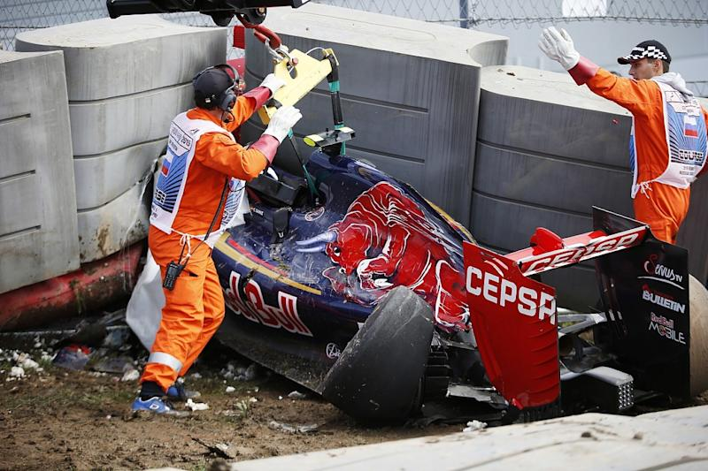 History of safety devices in Formula 1