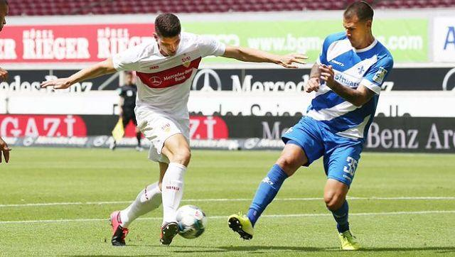 Stuttgart secure promotion to Bundesliga along with Bielefeld; Hamburg SV left disappointed