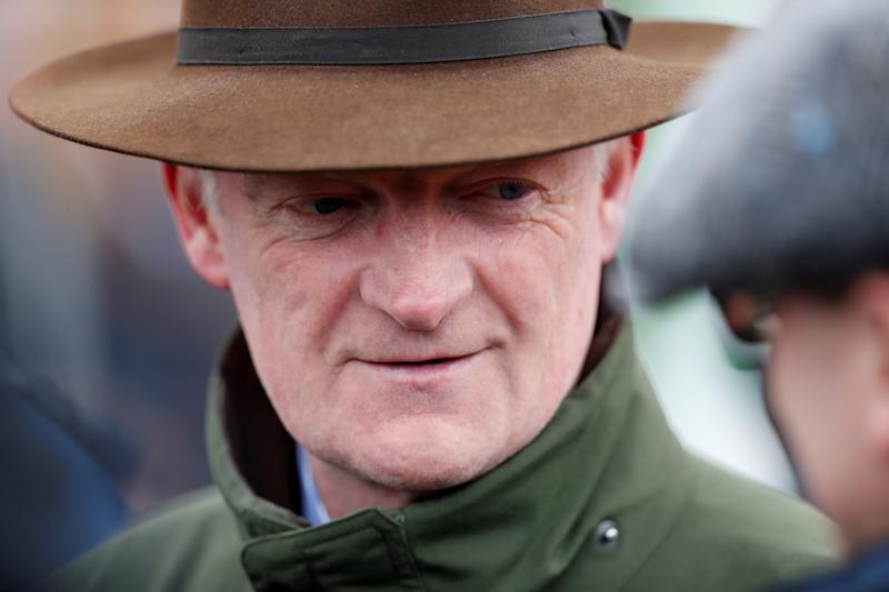 Willie Mullins is the most successful trainer in the history of the Cheltenham Festival, though he has just one more win than rival Nicky Henderson