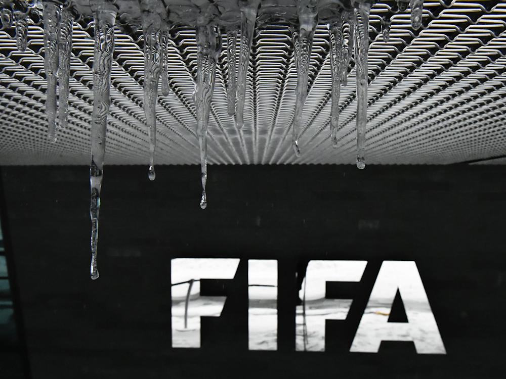 Fifa are helping authorities in their pursuit of wrongdoing: Getty