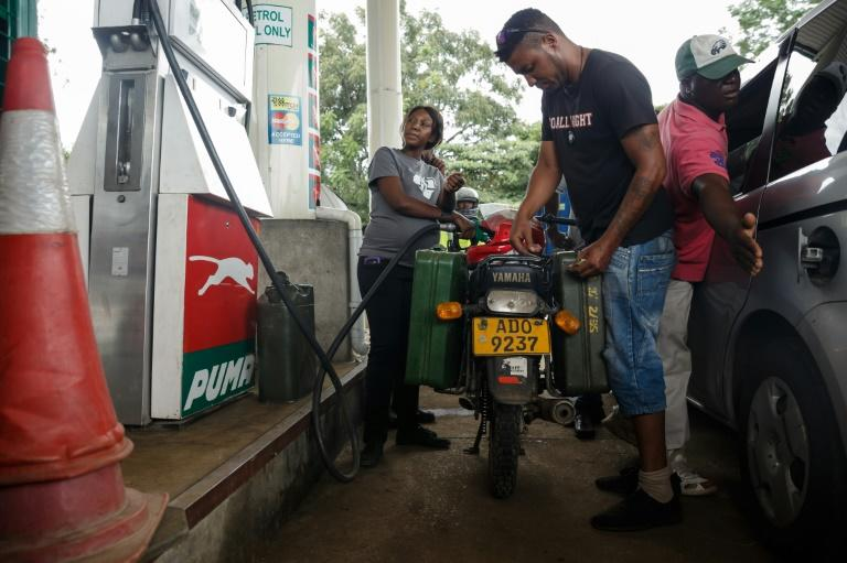 Fuel price increases are one of the other measures the government has introduced to deal with the crisis