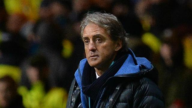Although Zenit impressed in a 3-0 win against Celtic in the Europa League, Roberto Mancini says they are not contenders.